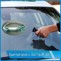 Car nano super hydrophobic coating