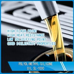 Polydimethyl silicone oil
