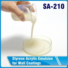 Styrene Acrylic Emulsion for Wall Coatings