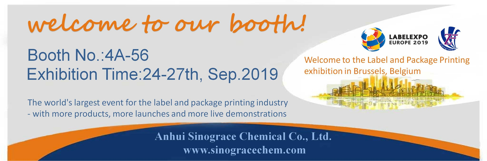 Label and  Package Printing exhibition